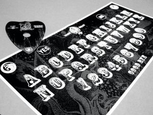 haunted ouija board